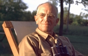 Aldo Leopold. Proposed the Land Ethic which extends equality to all creatures.