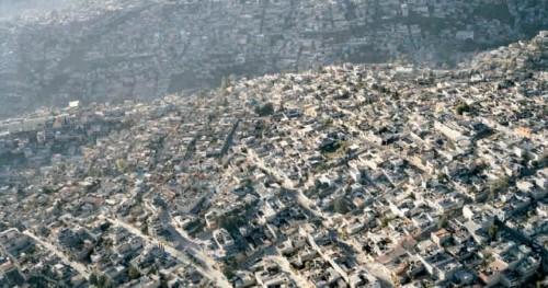 Urban Sprawl in Mexico City