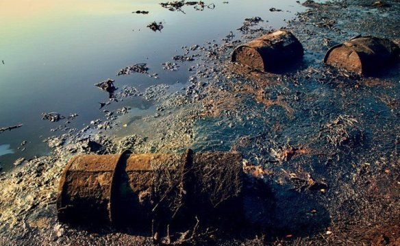 polluted-water