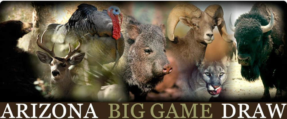 Save wildlife apply for a hunting permit garryrogers for Az game and fish license