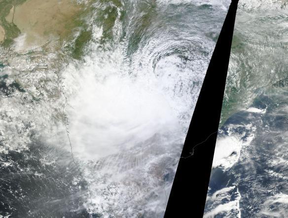 Komen Monsoon India August 4