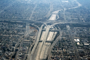 Urban Sprawl--Los_Angeles