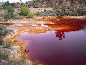 Mining Water Pollution (Wikipedia)