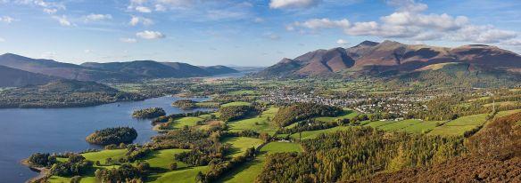 Lake District (Photo by DAVID ILIFF. License: CC-BY-SA 3.0)