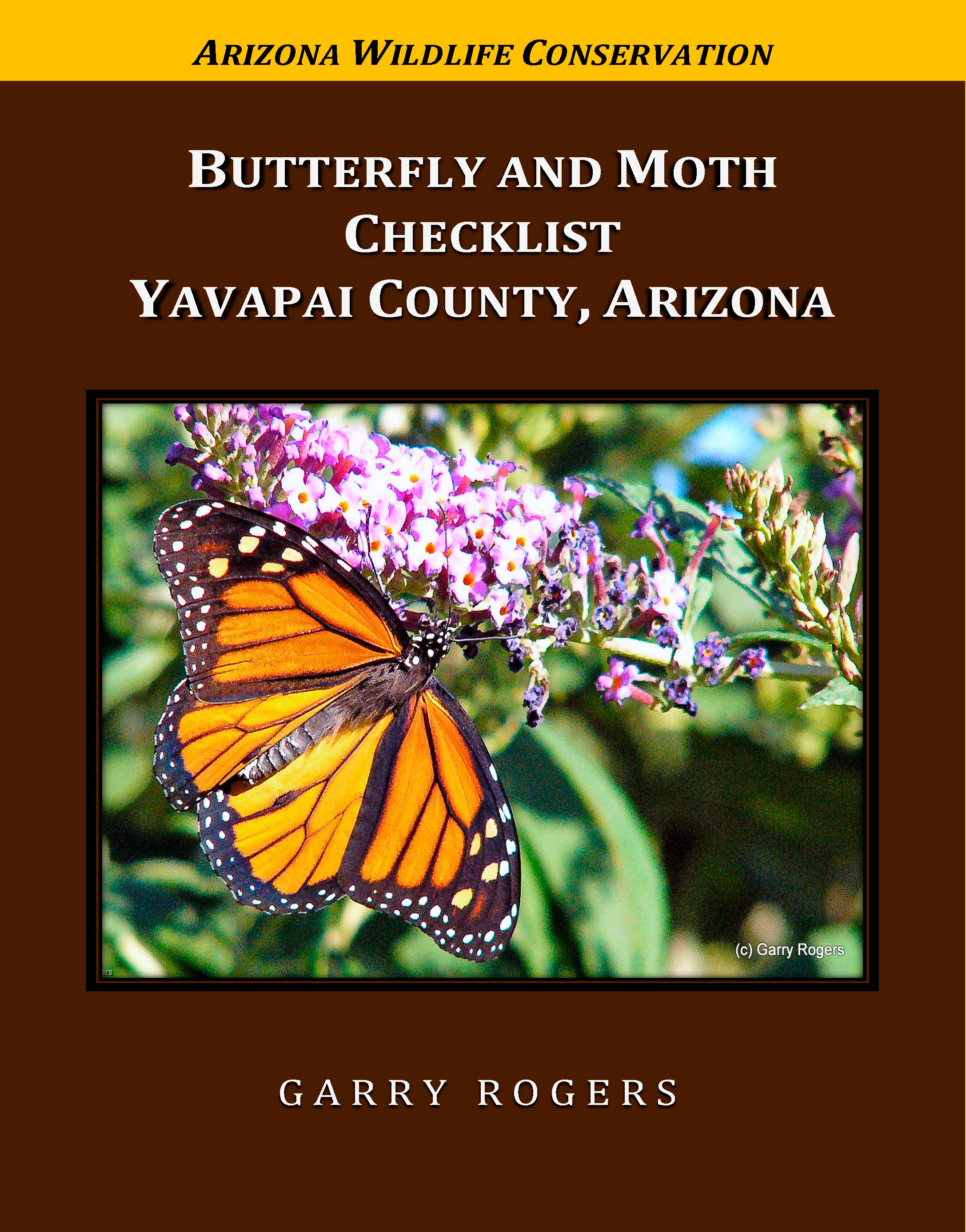 Arizona yavapai county dewey - My Butterfly And Moth Checklist Yavapai County Arizona Is Complete The Book Includes Species Lists From The Butterflies And Moths Of North America